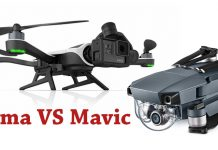 Karma vs Mavic